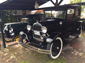 Impecable Ford 1928 Tudor 2 Puertas