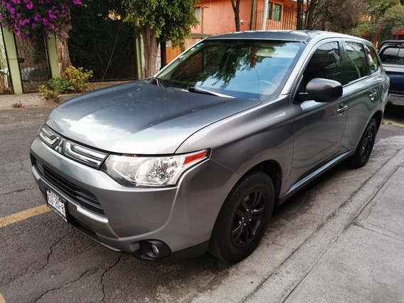 Mitsubishi Outlander 2014 Nueva Línea Factura Orginal