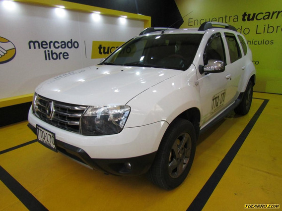 Renault Duster Dynamique 2.0 4x4