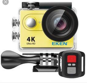 Eken H9r + Controle Remoto + Cartao Memoria + Acessorios