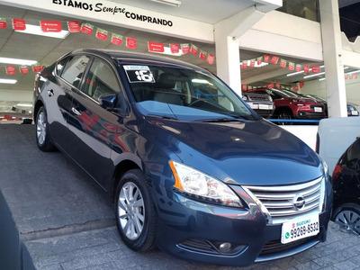 Nissan Sentra 2.0 Sv 16v Flex 4p Automático 2016