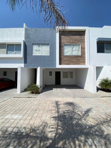 Rento Casa Nueva En San Pedro Cholula