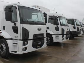Nuevo Ford Cargo 1731/48 Ev Cd 6x2 Retiras Con $361.950