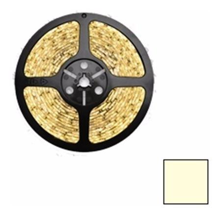 Tira Led Blanco Calido Kit Completo Ext. Con Transformador