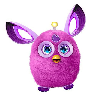 Hasbro Furby Connect Amigo, Morado