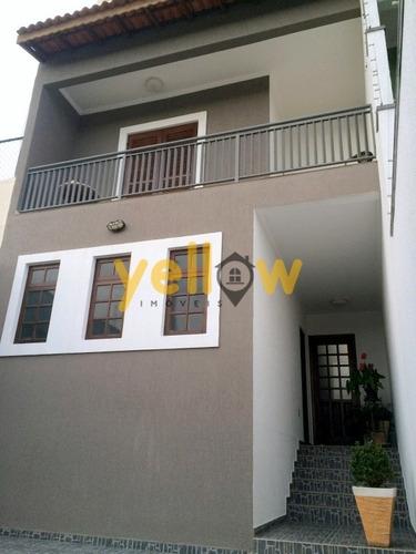 Imagem 1 de 17 de Casa - Vila Nova Socorro - Ca-682