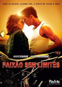 Dvd Paixão Sem Limites 2010 Frete Fixo