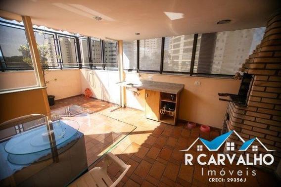 Apartamento Duplex 4 Quartos C/ Churrasqueira E Piscina - Vila Sofia - 792