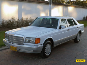Mercedes Benz Clase 300sel 1989