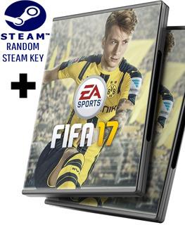 Random Steam Key + Fifa 17 2017 En Español - Juego Pc Windows + Regalo