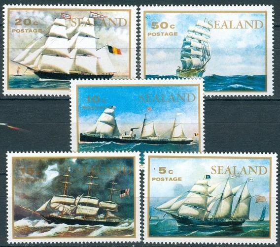 Sc () Sealand Barcos