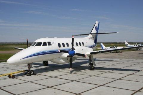 Avion Usado Fuselaje Rezago British Aeroespace Jetstream