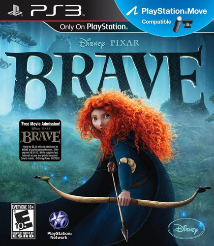 Brave Playstation 3 Fisico