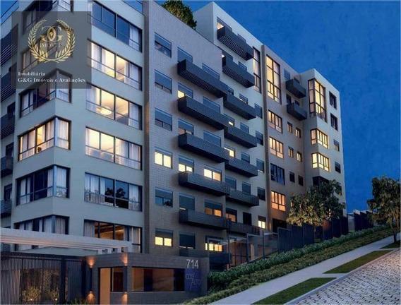 Apartamento Com 3 Dormitórios À Venda, 187 M² Por R$ 864.117 - Menino Deus - Porto Alegre/rs - Ap0124