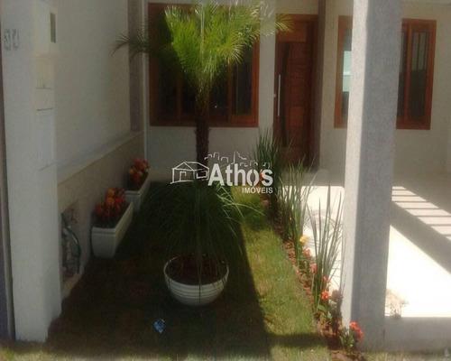 Imagem 1 de 26 de Vende-se Casa Térrea Em Condomínio De Indaiatuba/sp,  3 Dormitórios/1 Suíte, Churrasqueira - Ca04809 - 69324521
