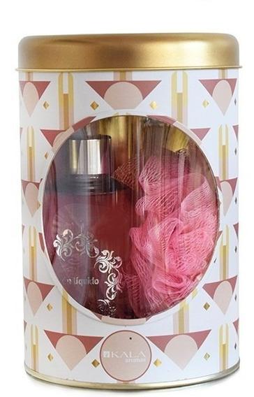 Lata Gift Box Cuidado Personal Regalo Mujer