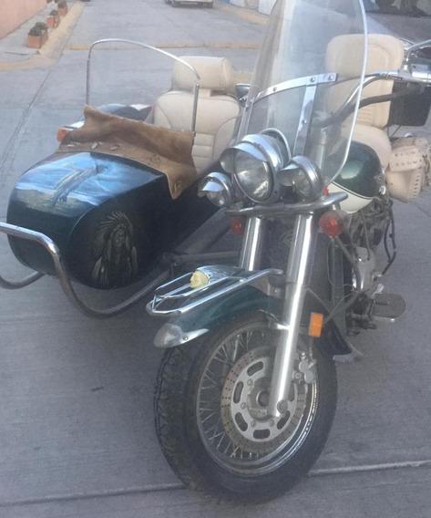 Sidecar Marca Ural Ruso (solo Sideca Carrito)