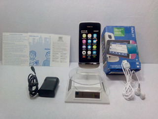 Nokia Asha 311 Blanco Arena Movistar -- Envío Gratis --