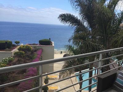 Reñaca, Cochoa, 2d, 2b, Vista Al Mar (marzo A Dic)