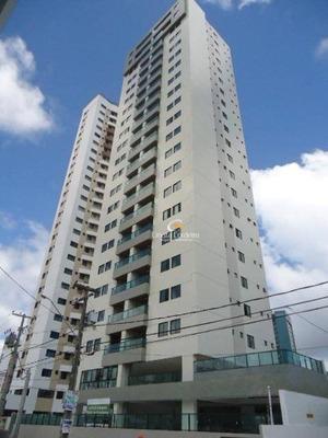 Cobertura Residencial À Venda, Manaíra, João Pessoa. - Co0024