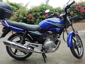 Moto Ybr 2015
