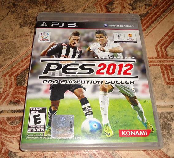 Pes 2012 Pro Evolution Soccer - Playstation 3