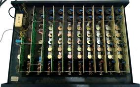 Mesa De Som Oneal Omx 8 Mixer 8 Canais Para Reparo