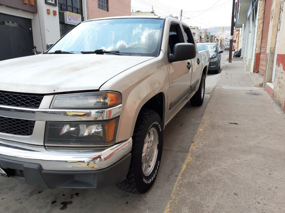 Chevrolet Colorado C L5 Aa Ee Doble Cabina 4x2 At 2007