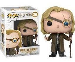 Muñeco Funko Pop - Mad Eye Moody - Librería Alsina