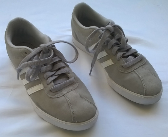 Zapatillas adidas Mujer Color Gris Ortholite Float N° 36