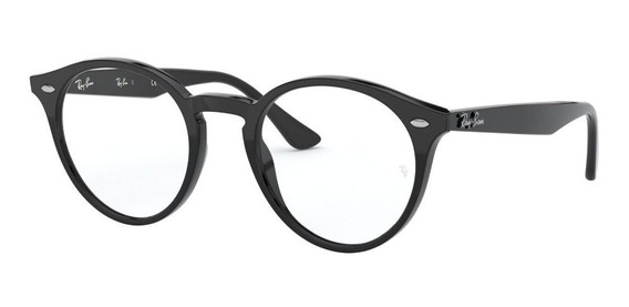 Lentes Opticos Shiny Black Ray-ban