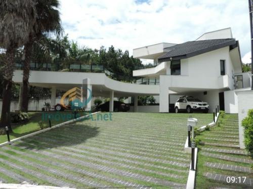 Imagem 1 de 30 de Casa Em Condomínio À Venda Em Santana De Parnaíba/sp - 867