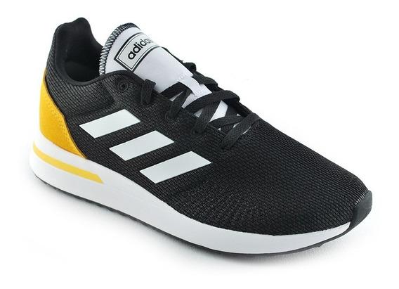 Zapatilla Running Run70s Ne/bl adidas Hombre