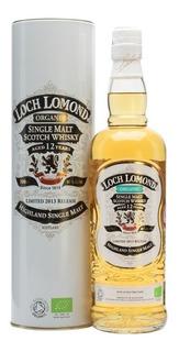 Whisky Loch Lomond 12 Años Single Malt Organico Escoces