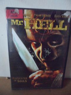 Mr. Hell Movie Import Dvd - Tracy Scoggins Amy Morris Terror