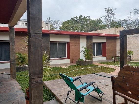 Gran Oportunidad De Adquirir Un Hotel En Valladolid, Yucatán, Pueblo Mágico