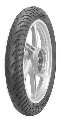 Cubierta 90/90-18 Pirelli City Dragon S/c Cg New 150 - Gaona