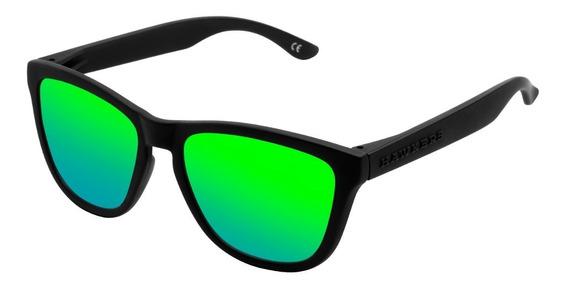 Lentes De Sol Hawkers - Carbon Black Emerald One