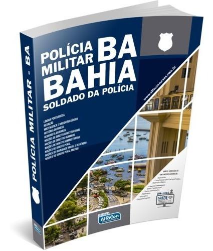 Apostila Polícia Militar Ba - Soldado Da Polícia