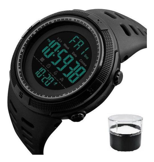Relógio Original Mega Modelo Promoção Top Lançamento Show
