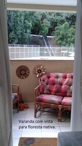 Apartamento Em Santa Rosa, 78m², 2 Qtos + Rev.-venda $450mil