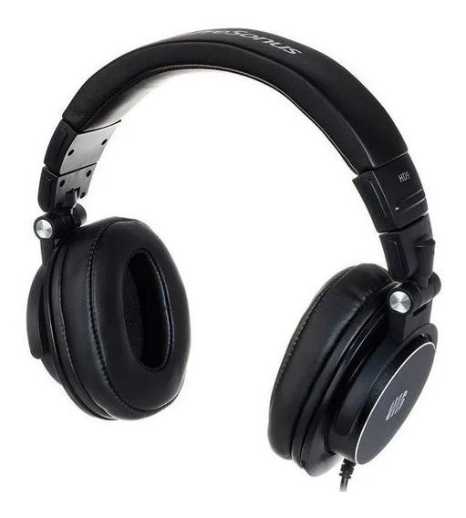Headphone Monitor Presonus Hd9 Fone De Ouvido Para Dj