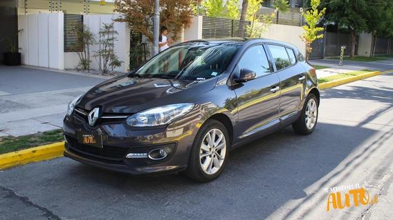 Renault Megane Iii Dynamique 2015