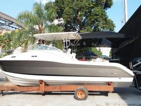 Fishing 34 340 Wa 2x 300 Hp Sedna Carbrasmar 33 32