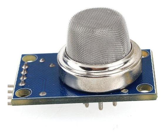 Sensor De Gás Mq-135 - Amônia Fumaça Álcool Para Arduino Pic