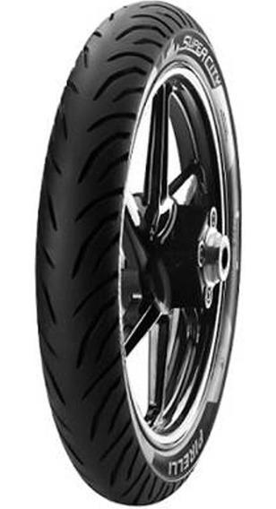 Pneu Traseiro Pirelli 2.50-17 Super City Crypton 115