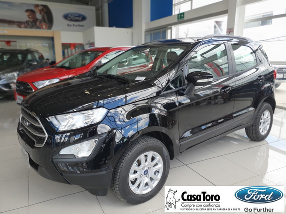 Ford Ecosport Se Mecanica 2020 4x2 Cst Av68 Lhf