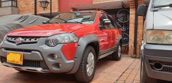 Fiat Palio Adventure Weekend
