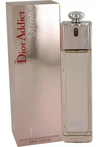 Perfume Importado Original Dior Addict Shine 100 Ml Unico !!