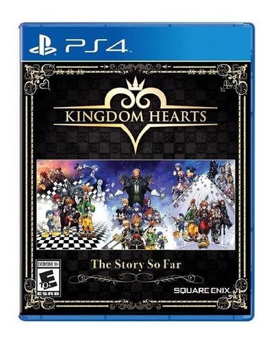Imagen 1 de 1 de Kingdom Hearts The Story So Far - Ps4 Nuevo Fisico & Sellado
